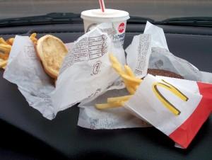 a SAD diet