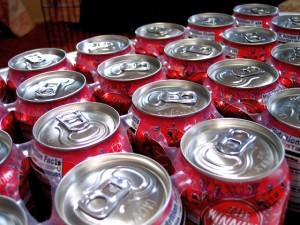 stop drinking soda